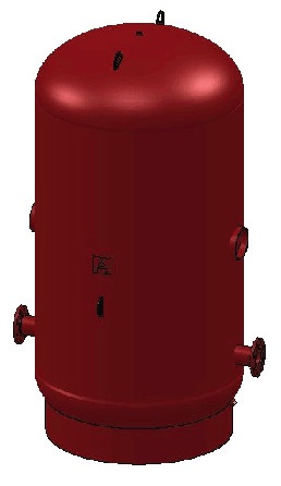 Chilled Water Buffer Tanks For Low Volume Cold Water