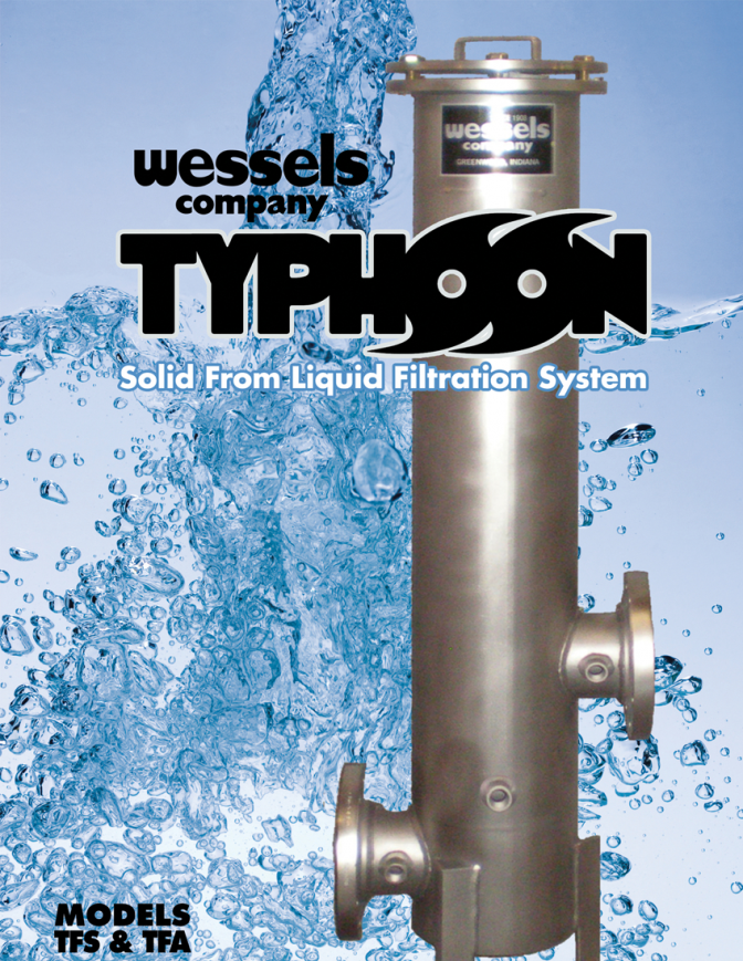 Typhoon Filtration System Wessels Company
