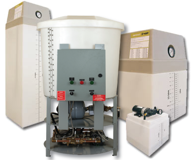 Glycol Make-up Packages