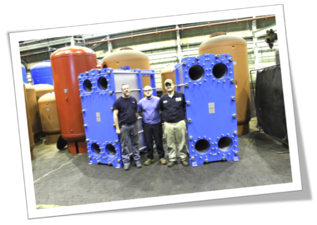 Wessels Heat Exchangers Are Big Business Wessels Tank Co