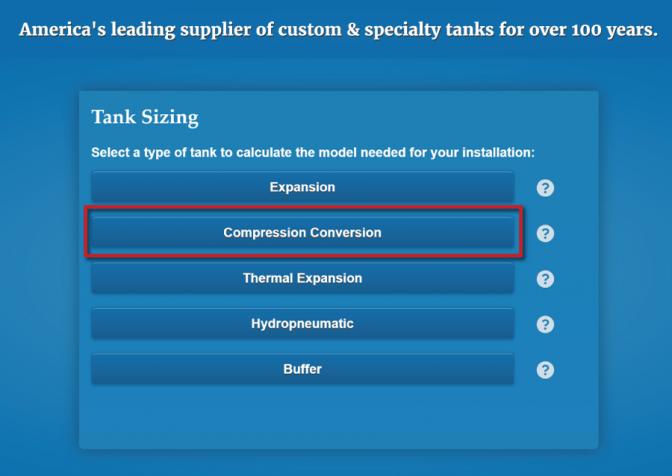 Buffer Tank Calculator Wessels Company